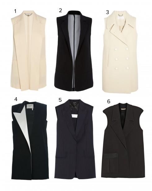 áo vest không tay cho hè nắng nóng