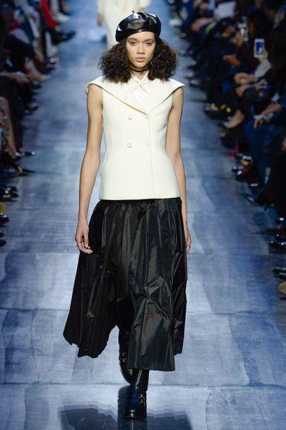 Bộ sưu tập của Dior rất được các tín đồ thời trang ưa chuộng trong năm nay