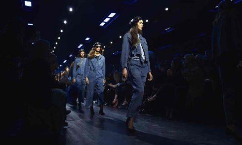 Những thiết kế denim trong bộ sưu tập của Dior
