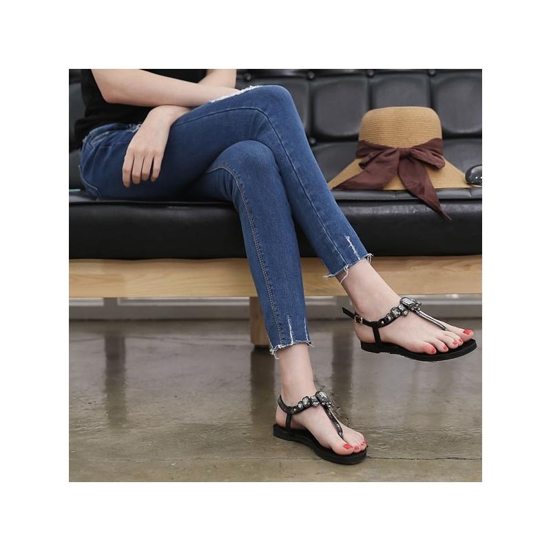 Sandal T-strap