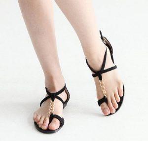 Sandal-xỏ ngón