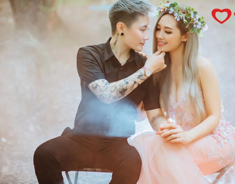 ảnh cưới, trọn bộ ảnh cưới lung linh, mc ngọc trang