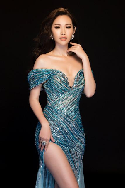 Người đẹp Thanh Trang, vòng 3 1m
