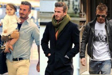 phong cách thời trang quý ông
