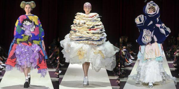 Bộ swuu tập nổi bật tại tuần lễ thời trang