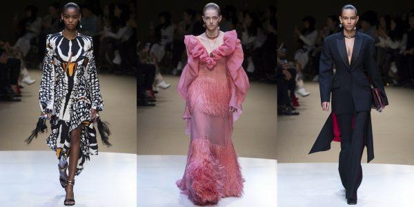Bộ suu tập nổi bật tại tuần lễ thời trang