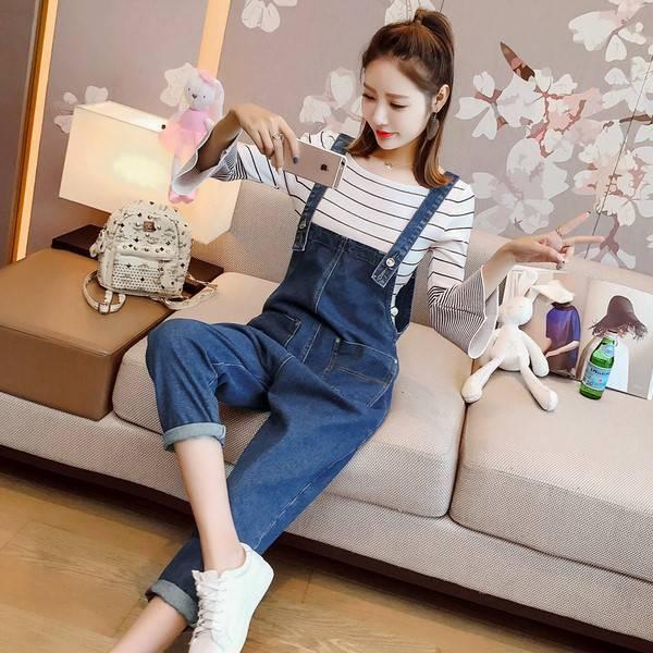 phong cách cá tính đậm chất thời trang Hàn quốc
