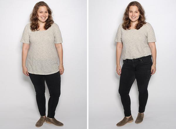 Chọn áo - Cách phối đồ cho người lùn mập