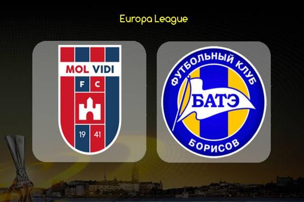 Nhận định BATE Borisov vs MOL Vidi, 00h55 ngày 30/11 - Europa League