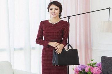 Những mẫu váy công sở Thu Đông cho chị em phụ nữ