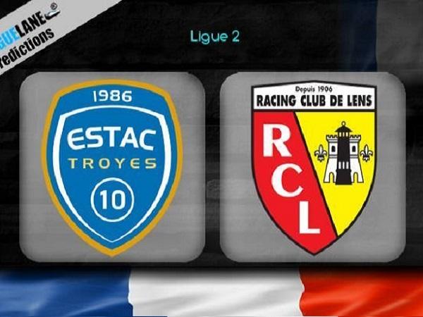 Nhận định Troyes vs Lens