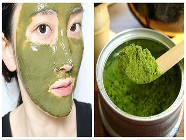 Cách đắp mặt nạ trà xanh phù hợp với từng loại da