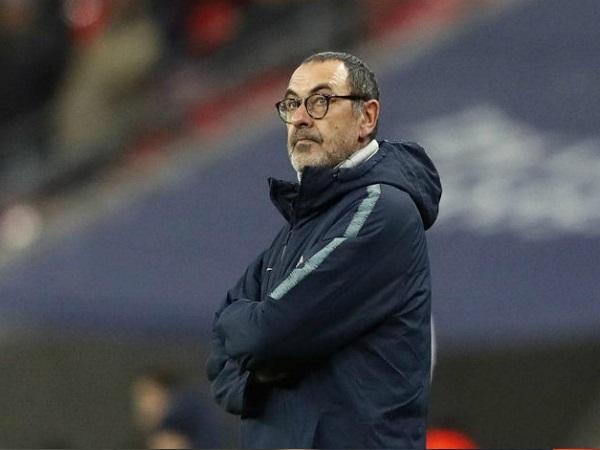 HLV Maurizio Sarri chỉ ra lý do tại sao Chelsea thua Man Utd