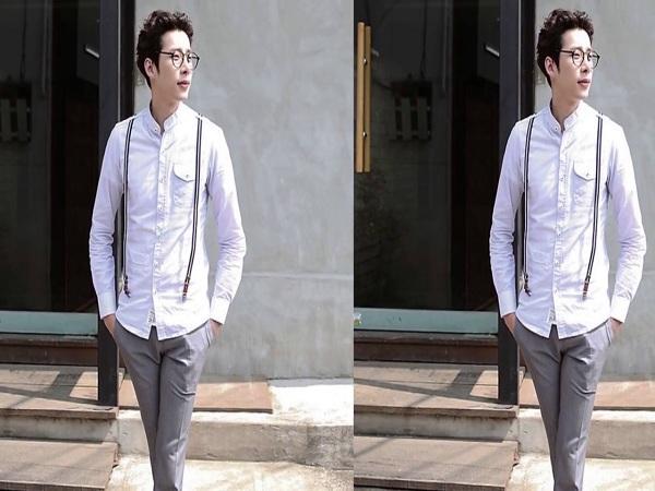 phong cách thời trang nam Hàn Quốc