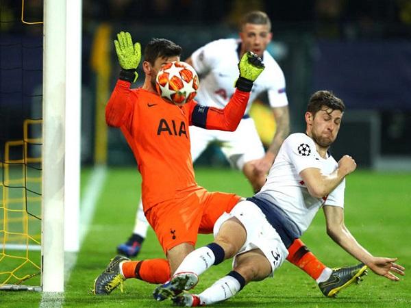 Vòng 1/8 cúp C1 Dortmund - Tottenham