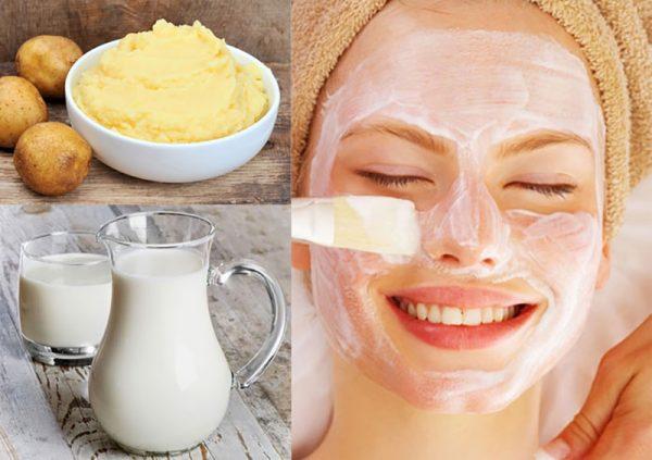 Mách bạn cách tẩy trắng da tại nhà từ nguyên liệu sẵn có