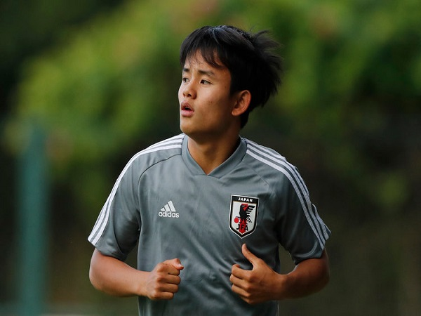 Messi Nhật Bản rơi vào tay Real Madrid