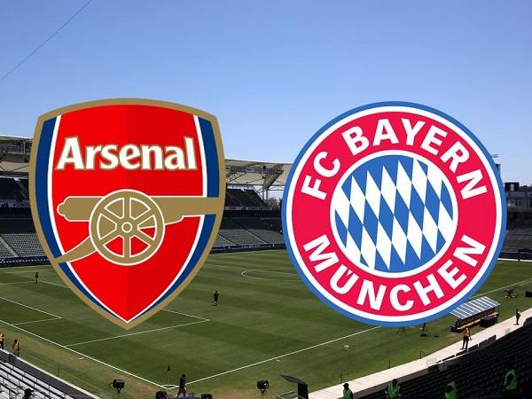 Dự đoán Arsenal vs Bayern Munich, 10h ngày 18/7