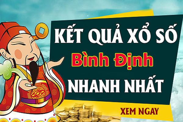 Soi cầu XS Bình Định chính xác thứ 5 ngày 29/08/2019