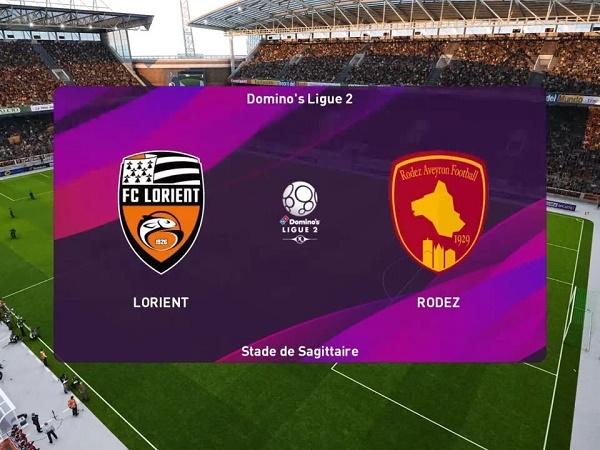 Soi kèo Lorient vs Rodez 1h45, 24/09 (Hạng 2 Pháp)