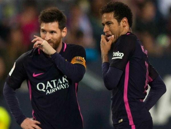 Messi nghi ngờ Barca chưa nỗ lực để chiêu mộ Neymar
