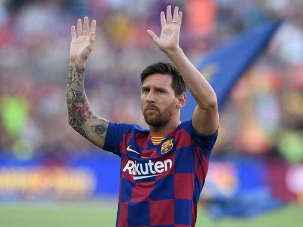 Valverde không lo lắng về tương lai của Messi ở Barca