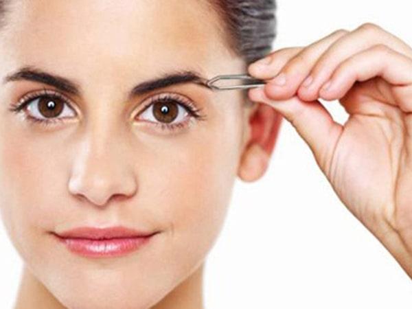 Hướng dẫn nàng cách tỉa lông mày đẹp phù hợp với khuôn mặt