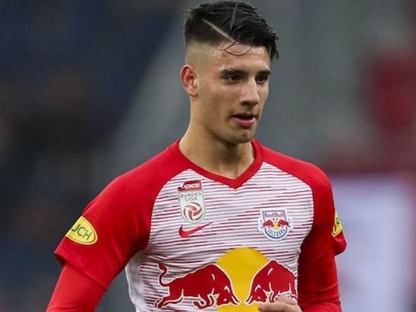 MU muốn giành Dominik Szoboszlai với Arsenal