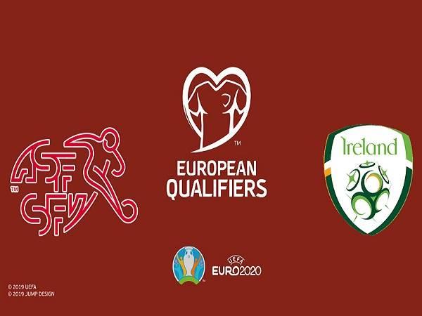 Soi kèo Thụy Sỹ vs CH Ireland 1h45, 16/10 (Vòng loại Euro 2020)