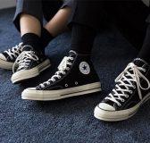 Giày Converse - Item chinh phục giới trẻ từ cái nhìn đầu tiên
