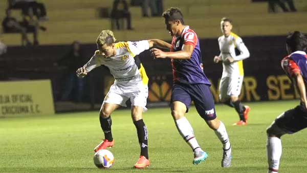 Nhận định Criciuma SC vs Londrina PR thứ 4 ngày 13-11-2019