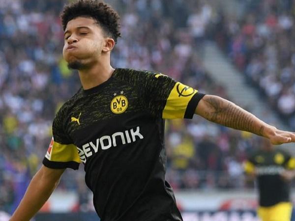 Rời Dortmund, Sancho muốn đến TBN thi đấu