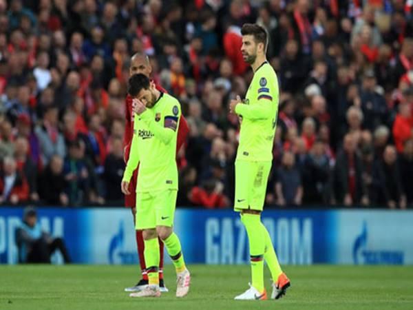 HLV Ernesto Valverde phải chịu nỗi đau lớn sau thất bại Liverpool
