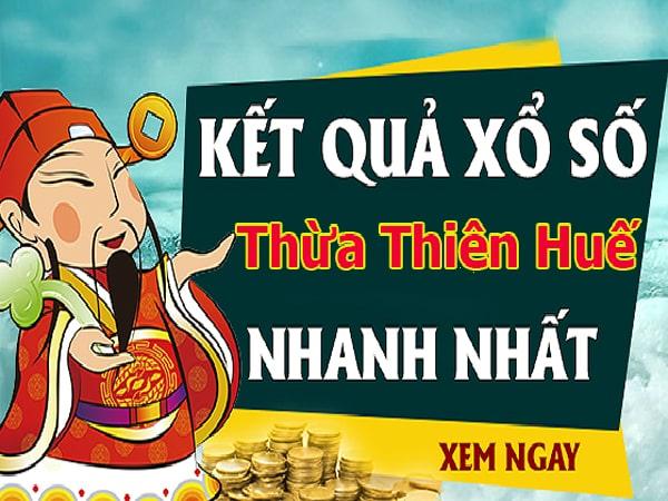 soi cầu xổ số Thừa Thiên Huế 13/01