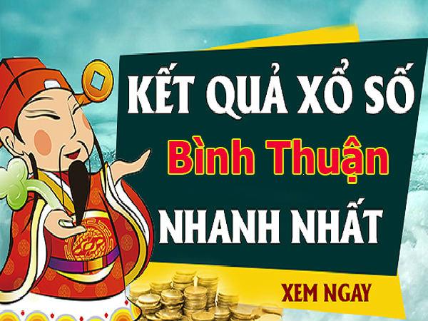 dự đoán xổ số Bình Thuận 13/2