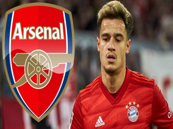 Arsenal gây sốc muốn chiêu mộ Philippe Coutinho