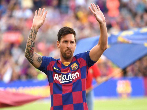 Messi đóng góp tới hơn 10% trong 9.000 bàn thắng