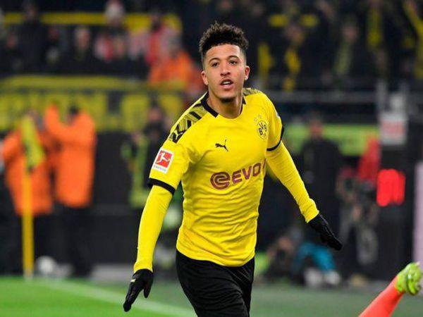 Sancho dẫn dắt đàn em trong chiến thắng 6-0