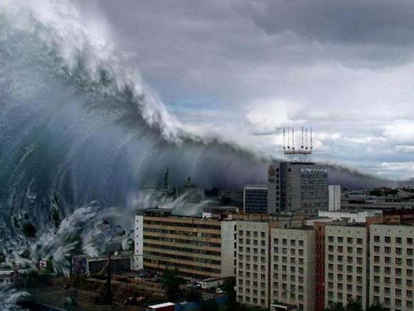 Nằm mơ thấy sóng thần điềm báo gì? Nên đánh lô đề con gì?