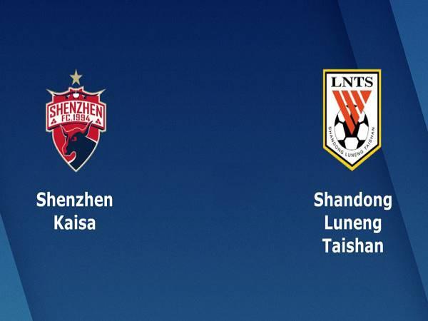 Soi kèo Shenzhen vs Shandong Luneng, 17h00 ngày 21/09
