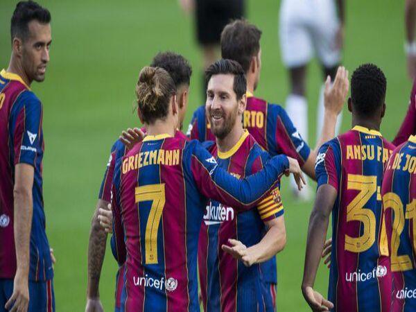 Tin bóng đá trưa 28/9: Messi ghi bàn đầu tiên tại La Liga 2020/21
