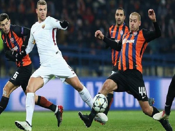 Soi kèo Roma vs Shakhtar Donetsk, 03h00 ngày 12/3 - Cup C2