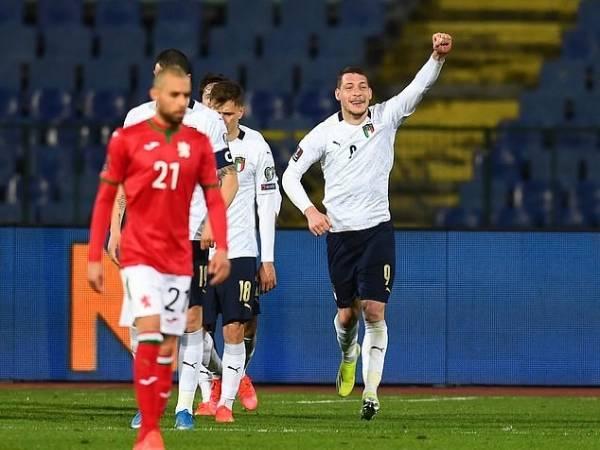 Tin VL World Cup ngày 29/3: Italia khởi đầu hoàn hảo
