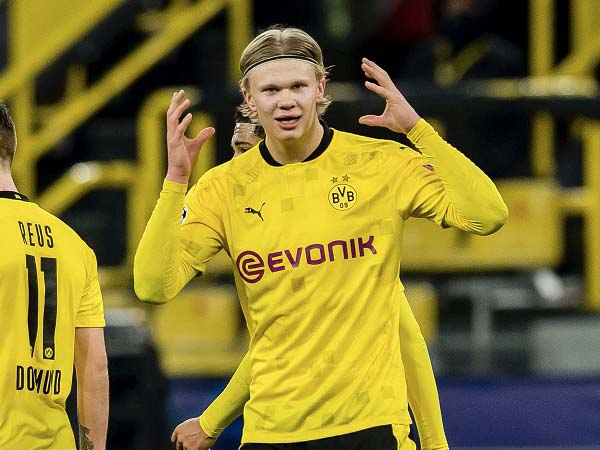 Tin bóng đá chiều 23/4 : Dortmund tìm người thay Haaland