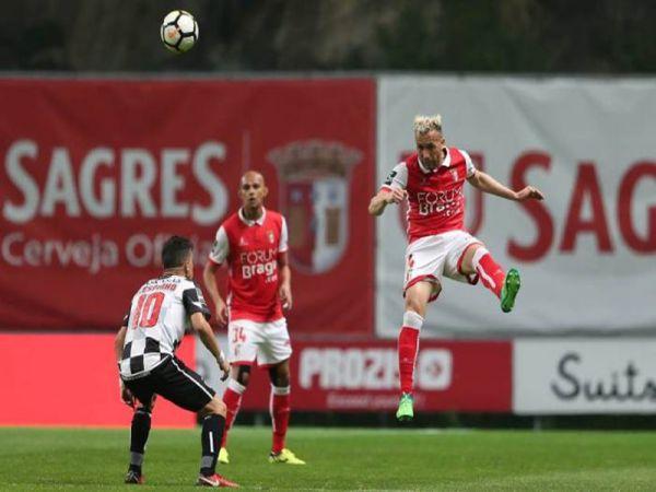 Soi kèo Braga vs Pacos Ferreira, 01h00 ngày 6/5 - VĐQG Bồ Đào Nha