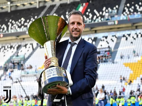 Tin bóng đá 1/6: Juventus xác nhận chia tay GĐ Fabio Paratici
