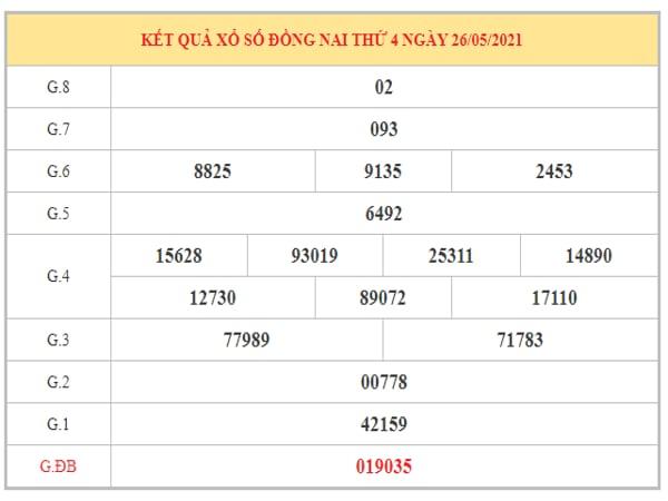 Nhận định KQXSDN ngày 2/6/2021 dựa trên kết quả kì trước