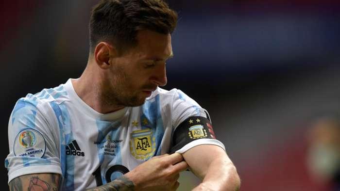 Messi có thể kết thúc cuộc tranh luận GOAT mãi mãi với chiến thắng Copa America