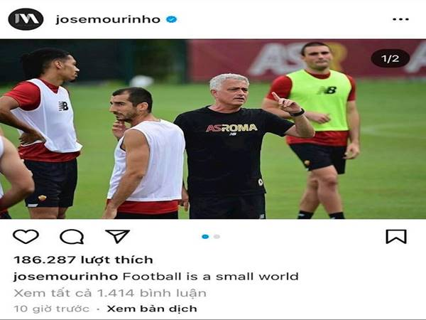 Tin bóng đá 14/7: Mourinho dằn mặt Mkhitaryan và Smalling