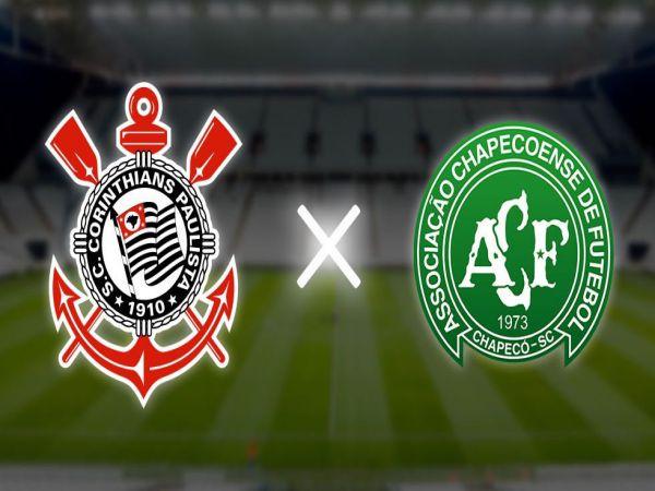 Nhận định, Soi kèo Chapecoense vs Corinthians, 07h00 ngày 9/7